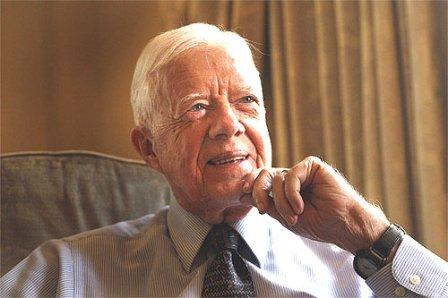 Carter Calls for Engaging Hamas