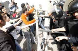 More Restrictions on Egypt 's Student Action