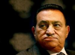 Mubarak visit clouded in secrecy :: What's the Pharaoh doing in Pretoria?