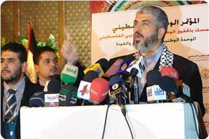 Mishaal: The mass entry of Gazans into Egypt a popular decision