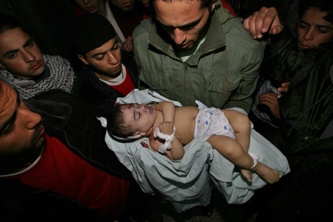 Report: Israel killed 1,434 Palestinians most of them civilians during Gaza war