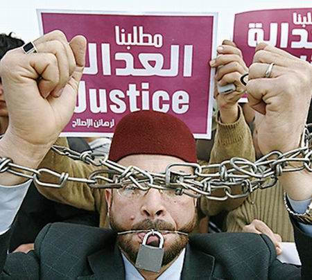 Butros Ghali: Miserable Human Rights in Egypt