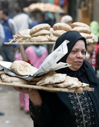 EGYPT:  Food For The People