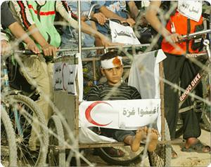 Relief organizations in Gaza warn of catastrophe if crossings not opened