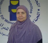 Dr. Makarem El Deiri, the Muslim Brotherhood's Only Woman Candidate for the Parliamentary Elections