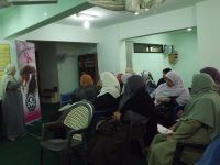FJP Women's Committee Raises Breast Cancer Awareness