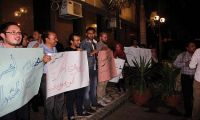 Muslim Brotherhood Young Journalists Condemn Storming of Press Organizations HQs