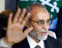Badie meets with Constitution (Dostoury) Party leader.