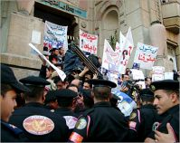 Egypt: Brutal Treatment of Peaceful Protesters