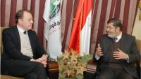 In Meeting with FJP, Finland's Ambassador Says his Country Aims at Stronger Relations With the New Egypt