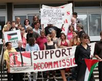 """Zionism and peace are incompatible"""