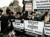 Chutzpah: Thy Name is Zionism