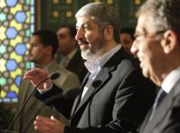 Mishaal meets with Egyptian elites in Cairo