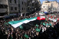 Thousands Protest Over Economy in Jordan
