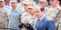 Muslim Brotherhood Condemns New Laws Granting Egypt Military More Power, Judicial Immunity