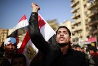 Muslim Brotherhood Youth on January 25 Revolution Anniversary, Secure Egypt, Demand Power-Handover
