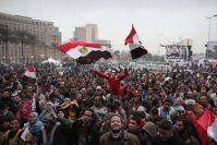 Facing Violent Attacks in Tahrir, Muslim Brotherhood Youth Show Restraint and Call for National Unity