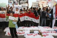 Syria lifts Emergency law, State Security Court and approves the right to demonstrate