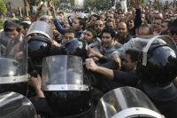 Police clash with activists as opposition unite with MB call for reform