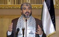Khaled Meshaal: Zionist Regime Started War, Palestinians Have Right to Self-Defense