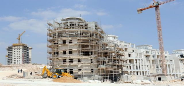 New bids to build hundreds of 'settlement' units in Jerusalem