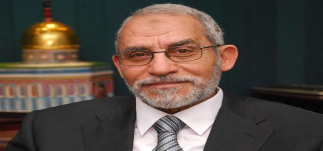 Muslim Brotherhood Chairman: Coup and Consequent Processes, Actions Void