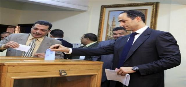 Gamal Mubarak Blames Judges for Low Turnout in the 2005 Presidential Election