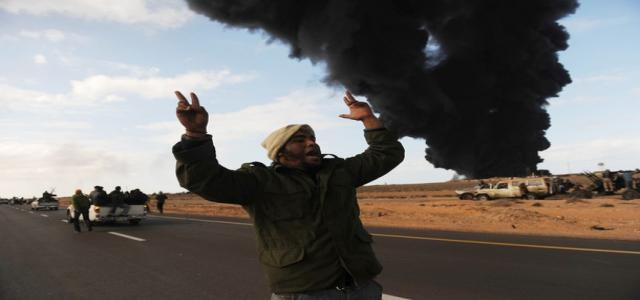 Brotherhood Hopeful Libyan Protestors Will Succeed if No Foreign Interference