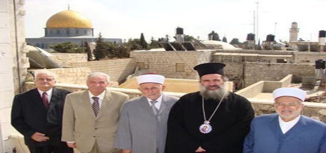 Holy mackerel! Church mission preaches Christians must love and defend Israelis