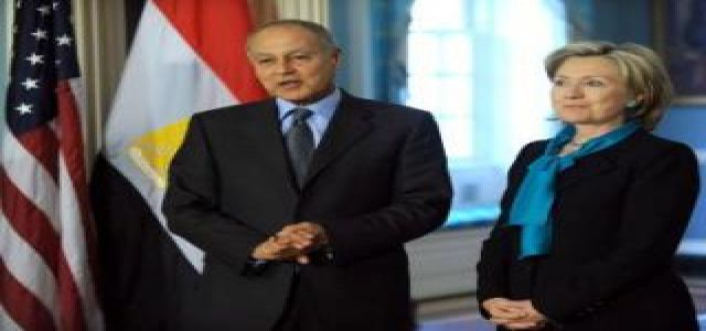 US wants competition in Cairo politics