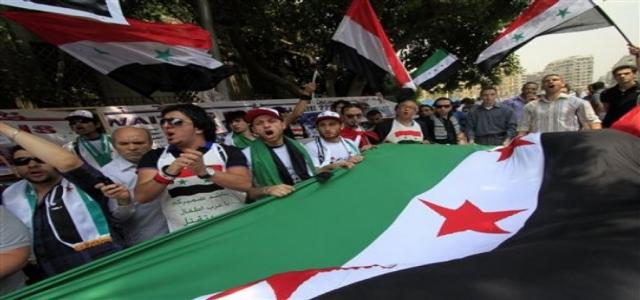 Syrian MB: Revolution Will Continue Till Oppressive Regime Toppled