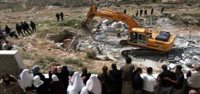 Why is Israel afraid of our cemeteries? By Dr. Bouthaina Shaaban