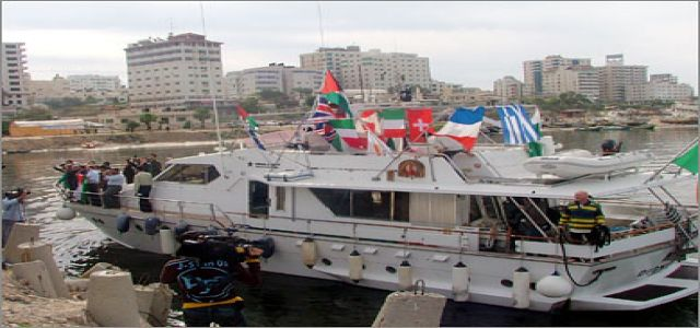 Khudari: Freedom Flotilla adamant on reaching Gaza