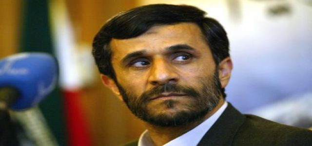 "POMED Notes: ""Ahmadinejad's Uncertain Future"" at the Carnegie Endowment"