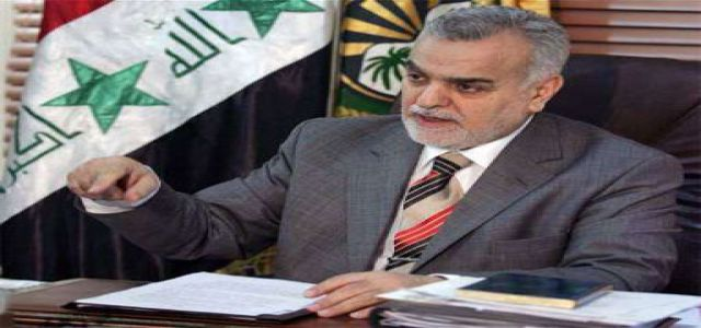 Al- Hashemi: Current Constitution Must Be Amended, Iraq Need New Reconciliation for All
