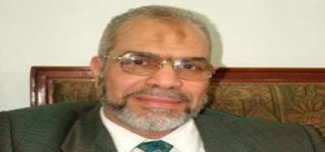 State Security Forces Arrest MB's Mahmoud Ghozlan