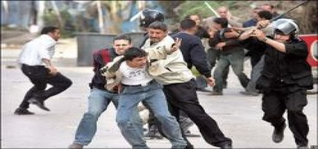 Egyptian police detain 13 Brotherhood students