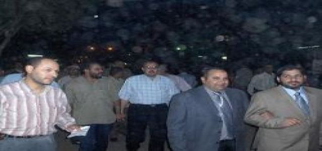 Security Forces Assault Mit Ghamr Candidate's Election Rally