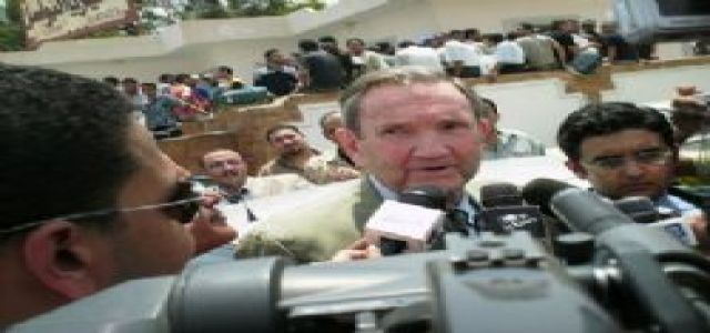 Ramsey Clark Barred from Attending Military Court Session