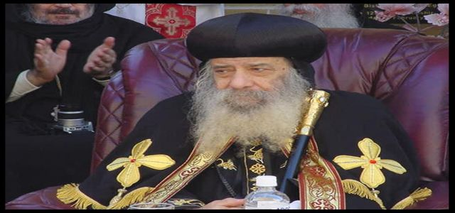 Who Will Succeed Pope Shenouda?