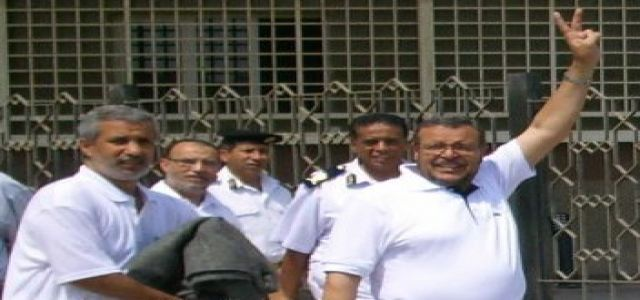 Court Orders Release of El Erian, Group of MB Leaders