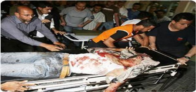 B'Tselem: One third of Palestinians killed by IOF troops in 2007 were civilians