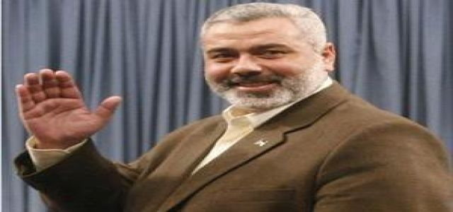 Haniya Calls for Palestinian-Egyptian Deal to End Rafah Crossing Crisis