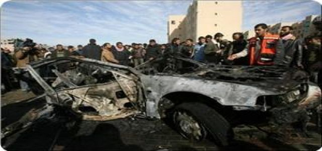 PRC commander, wife killed in IOF aerial strike on Gaza