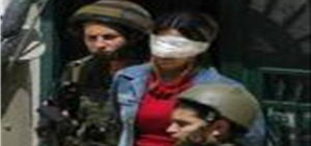 Palestinian woman returned immediately to jail after delivering baby