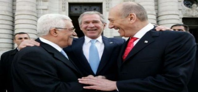 The caretaker government: Bush's visit is not welcomed