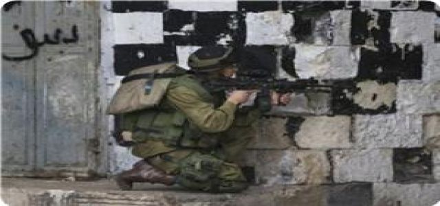 IOF troops withdraw from Nablus after inflicting 80 casualties
