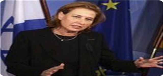 Livni: Democracy Means More Than Just Elections
