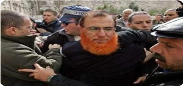 MP Abu Tair: Jerusalem is a red line