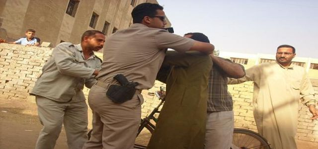 SSI arrests 2 MB activists in Luxor